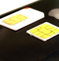 Обрезка сим-карты под размер Микро сим своими руками
