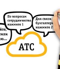 Облачная АТС от Билайн